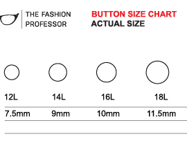 Button Size
