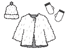 Kids Fur Pack